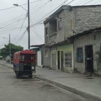 Taxista informal fue asesinado con 10 tiros, en el Guasmo sur