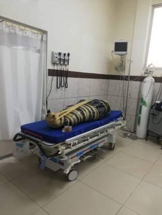 Covid19 Ecuador - muertos sin cremarse en el Ministerio de Salud - Amorgue 5