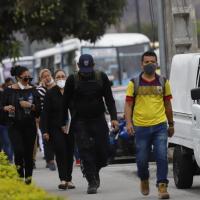 El decapitado hallado en el estero de Guayaquil era peluquero