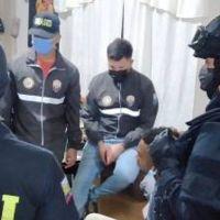 Capturan a alias alias 'Jordy Mopri', mano derecha de uno de los implicados en el crimen de Efráin Ruales
